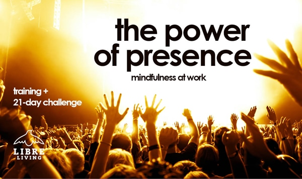power of presence with lindsey lewis