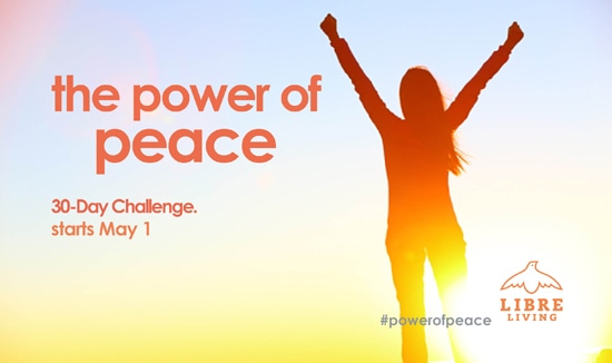 power of peace 30 day challenge with lindsey lewis