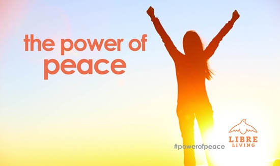 power of peace with lindsey lewis on libre living