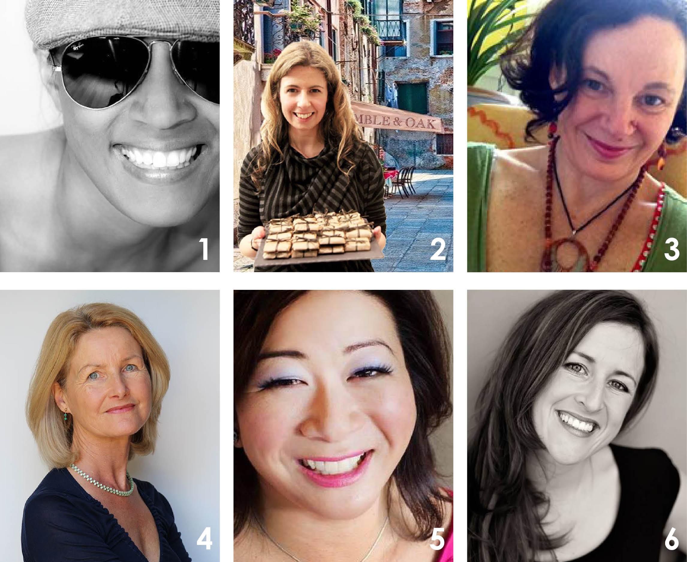 inspiring women on lindsey lewis' libre living