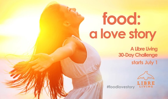 food a love story 30 day challenge on libre living with lindsey lewis and susanne mueller