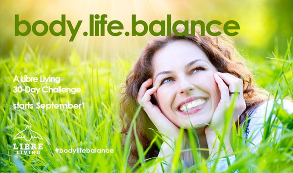 body life balance 30 day challenge with lindsey lewis libre living