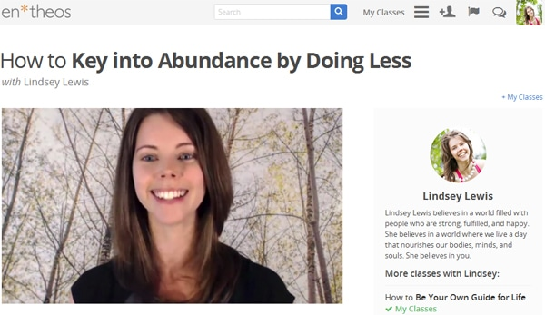 how to key into abundance by doing less lindsey lewis