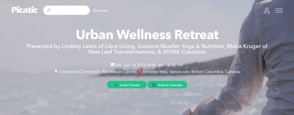 urban wellness retreat